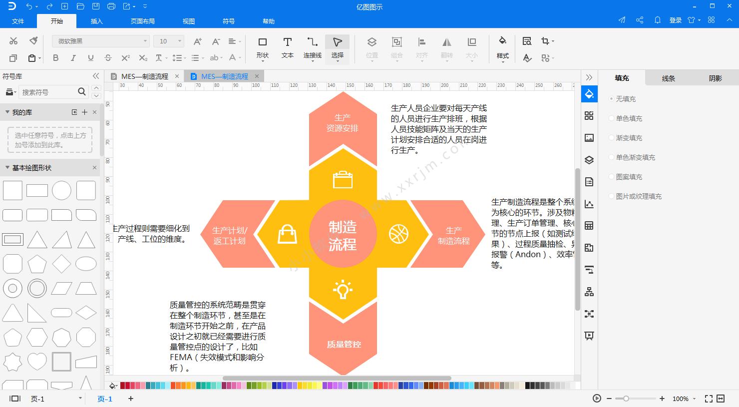 亿图图示(Edraw Max)v10.5.3多语言绿色版+安装教程